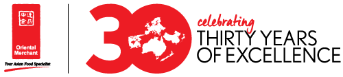 OM 30th Anniversary Logo